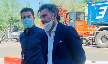 """Ponte Trento Trieste, Foroni: """"Importante il ruolo della Protezione civile"""""""