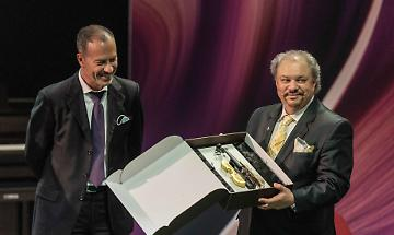 Cremona Musica Awards a Roby Lakatos