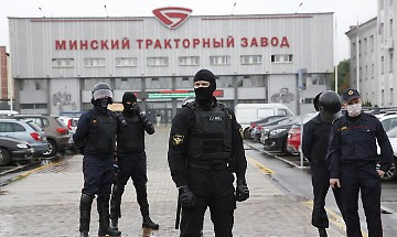 Eurodeputati, stop agli arresti degli oppositori in Bielorussia