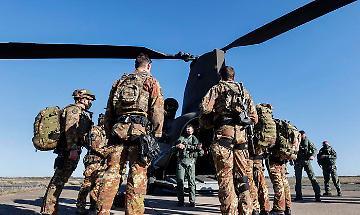 Capi militari riuniti a Bruxelles, discussione su esercito Ue entra nel vivo