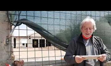 VIDEO 25 Aprile, il ricordo del'Mangiafuoco' Massimo Cauzzi