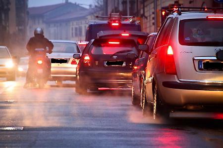Blocco auto diesel a Milano