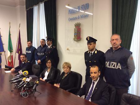 Traffico internazionale di esseri umani, 20 arresti