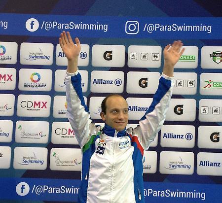 Mondiali nuoto paralimpico: storica Italia, 38 medaglie per gli azzurri!