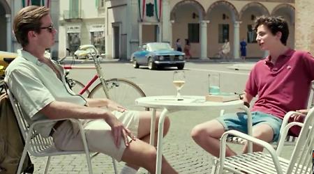 Chiamami col tuo nome di Luca Guadagnino: lungo spot in italiano