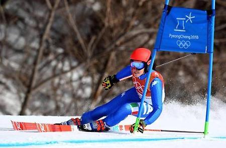 Olimpiadi: bronzo Brignone nel gigante