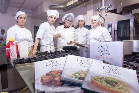 Con La Provincia dal 21 marzo i libri \'Chef a 5 euro\' - La Provincia
