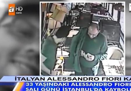 Italiano scomparso in Turchia, si cerca Alessandro Fiori