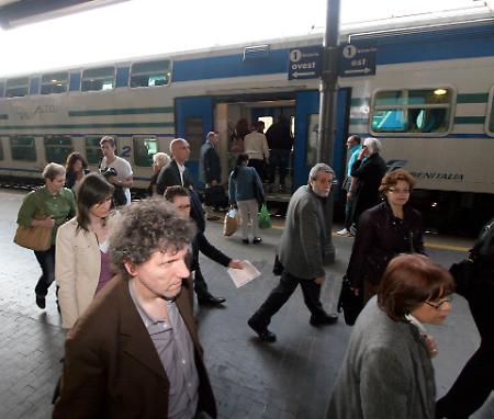 Deraglia treno merci a Lodi disagi per tutto il giorno