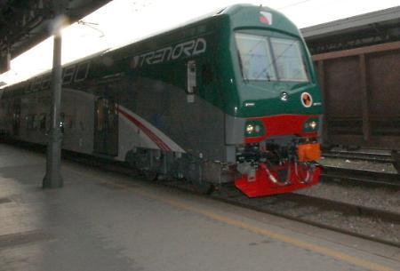 51% di Trenord a Trenitalia?