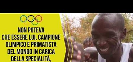 VIDEO Maratona di Vienna, l'impresa di Eliud Kipchoge