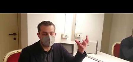 VIDEO INTERVISTE #CheTeatrochefa: al Ponchielli il direttore d'orchestra Jader Bignamini