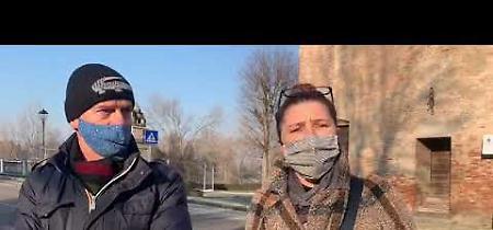 VIDEO Pizzighettone, protesta pacifica di ristoratori e baristi