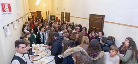 Le foto della notte bianca al liceo Manin di Cremona