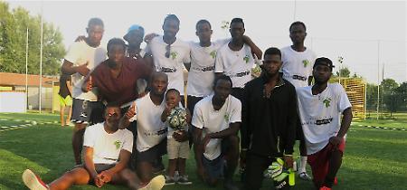 FOTO Il Tiny Soccer Tournament pro Delfini Onlus