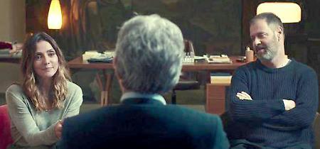 Ambra Angiolini e Pietro Sermonti, amanti in terapia: il trailer del film