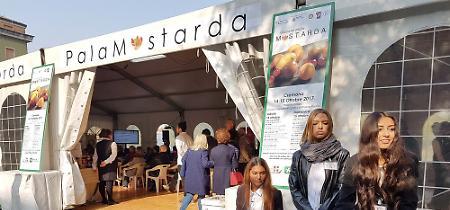 FOTO Il Festival della Mostarda a Cremona