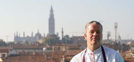FOTO La giornata di Ernst Knam alla Festa del Torrone di Cremona
