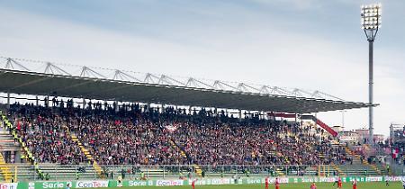 FOTO Cremonese-Parma 1-0, lo Zini rinnovato: i tifosi tornano nei Distinti