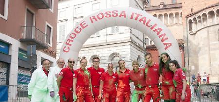 FOTO La Corri Cri Colors per le strade di Cremona