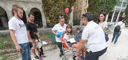 FOTO A Cremona saltando sulle note, la festa dell'Aipa
