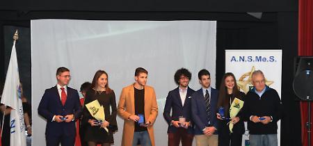 FOTO La serata delle premiazioni del Coni