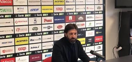 """VIDEO Lazio-Cremonese, Rastelli: """" Affronteremo la gara con rinnovato entusiasmo"""""""
