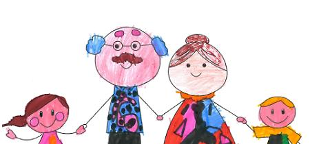 FOTO I disegni dei bambini per gli ospiti delle Rsa di Cremona