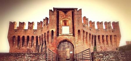 Alla Rocca di Soncino si respira il fascino del medioevo