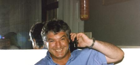 GALLERY Tredici anni fa l'addio a Erminio Favalli