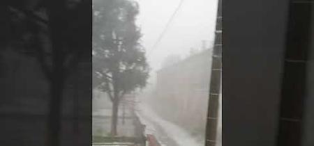 VIDEO La bomba d'acqua su Mirabello Ciria