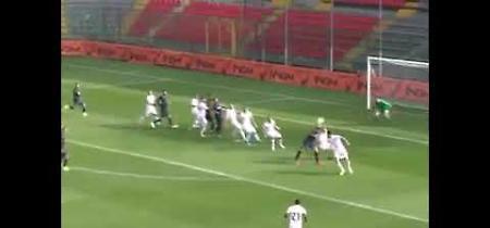 VIDEO Cremonese, il gol di Caracciolo arriva a 600mila visualizzazioni sui social