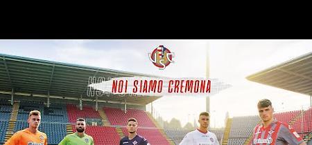 Noi Siamo Cremona, il video che svela le maglie 2020/21 della Cremonese