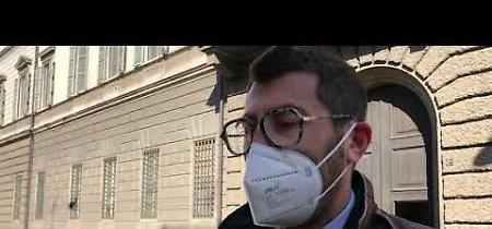 VIDEO La protesta di Confcommercio in Prefettura, intervista a Giorgio Bonoli