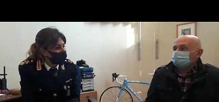 """VIDEO Il comandante Deledda: """"Uniti nel ricordo di Alessandro"""""""