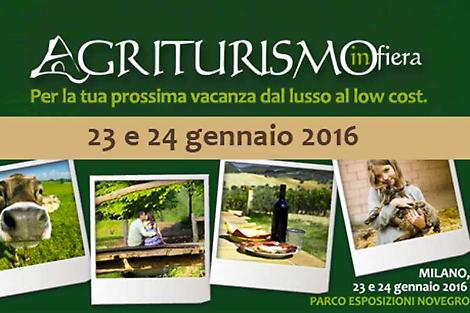 Agriturismoinfiera al parco esposizioni novegro la provincia for Parco novegro