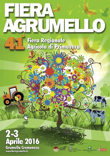 Fieragrumello 2016 la provincia for Calendario fiere 2016