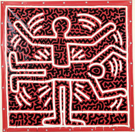 Keith Haring About Art a Milano