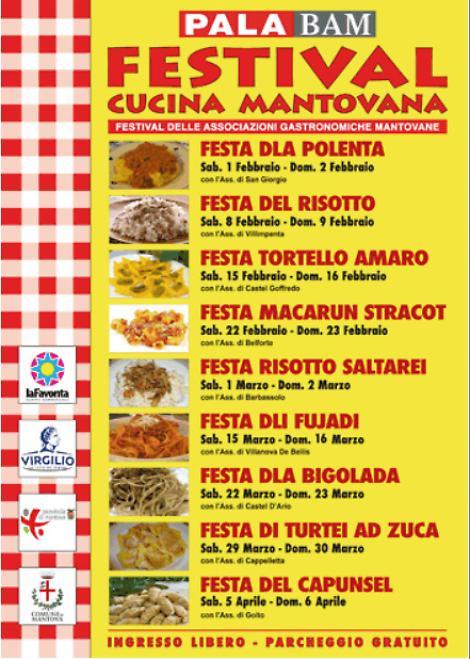 Festival della cucina mantovana la provincia - La cucina mantova ...