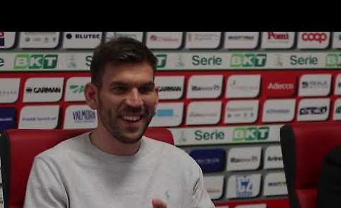 VIDEO1 Cremonese, la presentazione di Luca Strizzolo