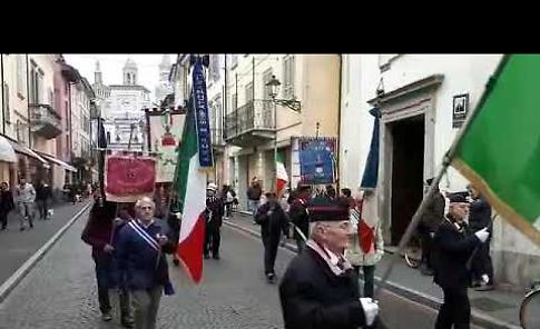VIDEO La celebrazione del 4 Novembre