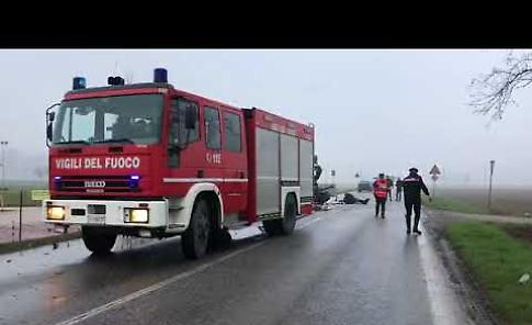 VIDEO L'incidente mortale di Calvatone di domenica 18 febbraio 2018