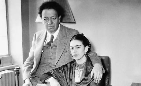 La storia di un grande amore: Frida Kahlo e Diego Rivera