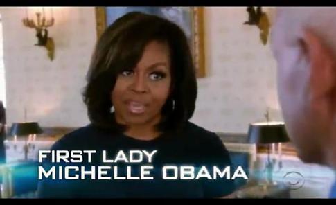 NCIS, Gibbs incontra la first lady Michelle Obama