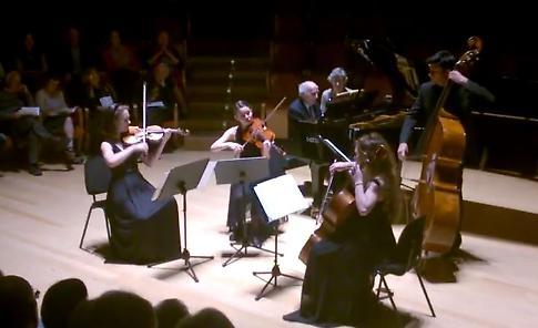 Serata Stauffer-Rotary all'MDV di Cremona - Quintetto archi e piano