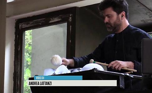 Firenze, il rumore del ghiaccio sciolto e suonato diventa musica elettronica