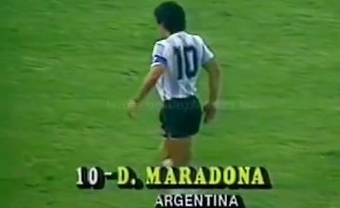 Nostalgia Maradona: Diego posta i suoi assist più belli