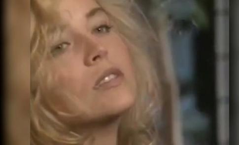 Sharon Stone, su Instagram il video del provino di Basic Instinct