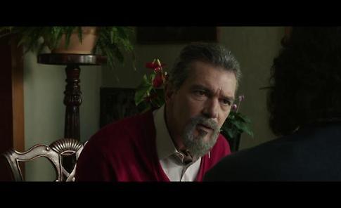 Toby Sebastian e Antonio Banderas nel film su Andrea Bocelli