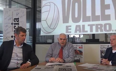 VIDEO Volley E Altro, la puntata di venerdì 19 aprile 2019 con Fabio Galli